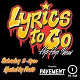 Pavement Lyrics To Go Hip Hop Show (4/11/17) with Forte
