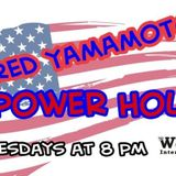 Jared Yamamoto's Power Hour February 28, 2012. Newt Gingrich visits UWG flag Burning and more.