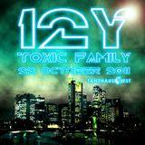 2011-10-22_SteveSimon-MainfloorWarmUp @ 12Y-ToxicFamily.de @ TanzhausWest-Frankfurt