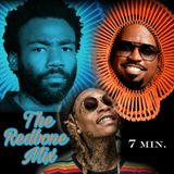 Childish Gambino feat Cee-Lo and Wiz Khalifa - The Redbone Mix