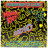 Midnight Riot Radio Feat Andy Buchan and Yam Who? 18/09/2017