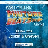 Jaskin & Uneven - Phuture Beats Show @ Bassdrive.com 25.05.19