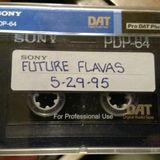 FUTURE FLAVAS May 29, 1995. WQHT HOT 97 FM NEW YORK CITY