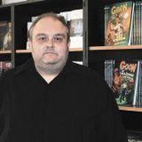 Audiorozhovor: Václav Dort podruhé (Comics Night 22.2.2016)