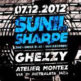 Sunil Sharpe @ Day C - Atelier Montez Rom - 07.12.2012