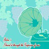 Robin´s I heard it through the grapevine dj mix juli 2014