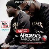 #AfrobeatsTakeover: @selectamaestro @dboyCityLove 16.04.2016 9-11pm