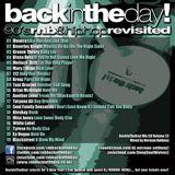 Another organic mix on SL - 12 10's featuring some classic 90's Artist - Zhane, Blackstreet, En Vogu