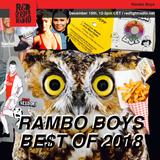 Rambo Boys 17 @ Red Light Radio 12-15-2018