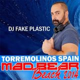 Dj FAKE PLASTIC set for MADBEAR Beach Torremolinos 2014