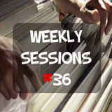 Weekly Sessions #36 (Week 16th-17th)