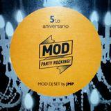 MOD Anniversary mixtape