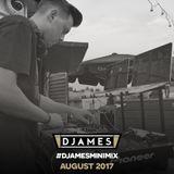 #DJamesMiniMix - August 2017 (Hip Hop, R&B, Dancehall, Afrobeats)