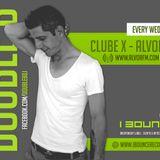 Clube X @ Alvor FM- weekly radio Show by Double B 28/09/2015