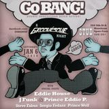 Prince Eddie P. from Groovesque at Go BANG! January 2018
