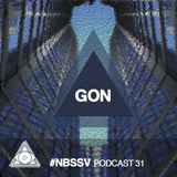 GON Melting Pot - Inbassive Podcast #31 recorded live at Kodama'Z (Sala Republik, Madrid) 16/10/2015