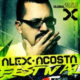EP 22 : Alex Acosta Presents FESTIVAL (JUL 2K13)