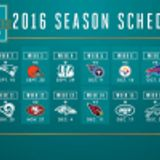 Episode 12: Breaking Down the 2016 Dolphins Regular Season Schedule