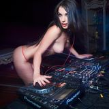 KATE SHOO (TOPLESS DJ) - sexy boom #1 (commercial)