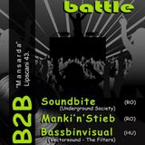A Match in the Dark - DJ Set after BreakeatBattle event Friday, 15 July