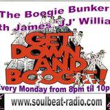 JJ's Boogie Bunker on Soulbeat Mix Show, 11th April 2016 8-10pm(UK).