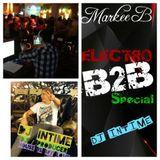 B2B Dj Tour #008 /// MarkeeB