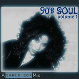 90's Soul Mix Volume 1 (June 2014)