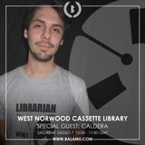 2017.06: CALDERA / West Norwood Cassette Library (Balamii Radio)