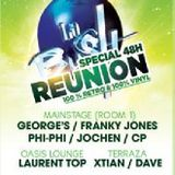 dj Franky Jones @ Pulse Cafe - La Bush Reunion 26-06-2015