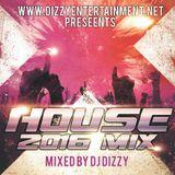 DJ Dizzy - House 2016 Mix