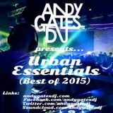 Urban Essentials (Best Of 2015) Mix