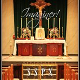 Adoration of the Will of Almighty God in Two Ways while Unified with Christ as One Offering