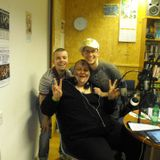 Scene And Heard 21/12/12 With Blossom Brown As Co-host And Guest Robbie Steadman
