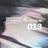 Espace fréquences 013 - 22/05/2019