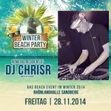 DJ ChrisR in the mix 23.11.14