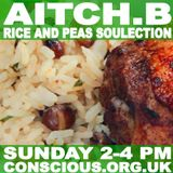 Sunday 09/04/17 Rice & Peas Selection
