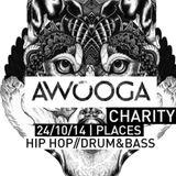 Alex Thomson - Awooga Charity Edition - Drum n' Bass