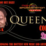 THE QUEENS CORNER WITH MS K   CHERYL THE PEARL INTERVIEW GFN RADIO