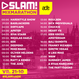 The Partysquad @ SLAM! Mix Marathon (ADE, Netherlands) 2016-10-21