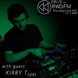 Oblig on RWD.FM w/ Kirby T