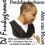 DJ Funkygroove Freddie Jackson CSR Hitmix special