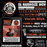 Da Maddhouze sits down with Vocab Slick on KPOO 89.5 FM