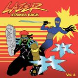 MAJOR LAZER - LAZER STRIKES BACK VOL 4