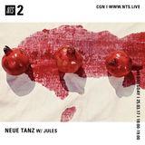Neue Tanz w/ Jules - 22nd March 2017