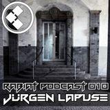 [RP010] RABIAT Podcast 010 mixed by JÜRGEN LAPUSE