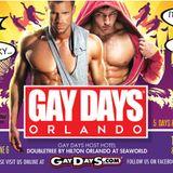 Gay Days Orlando Promo 2016