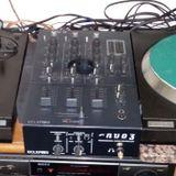 dj p rock play black 'n down beat