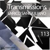 Transmissions 113 with Enrico Sangiuliano