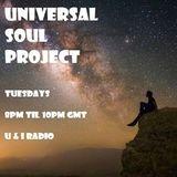 APOLLO - UNIVERSAL SOUL PROJECT RADIO SHOW - 14 - 03 - 17