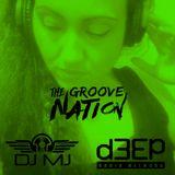 DJ MJ Groove Nation Podcast. 7th Sept 2019